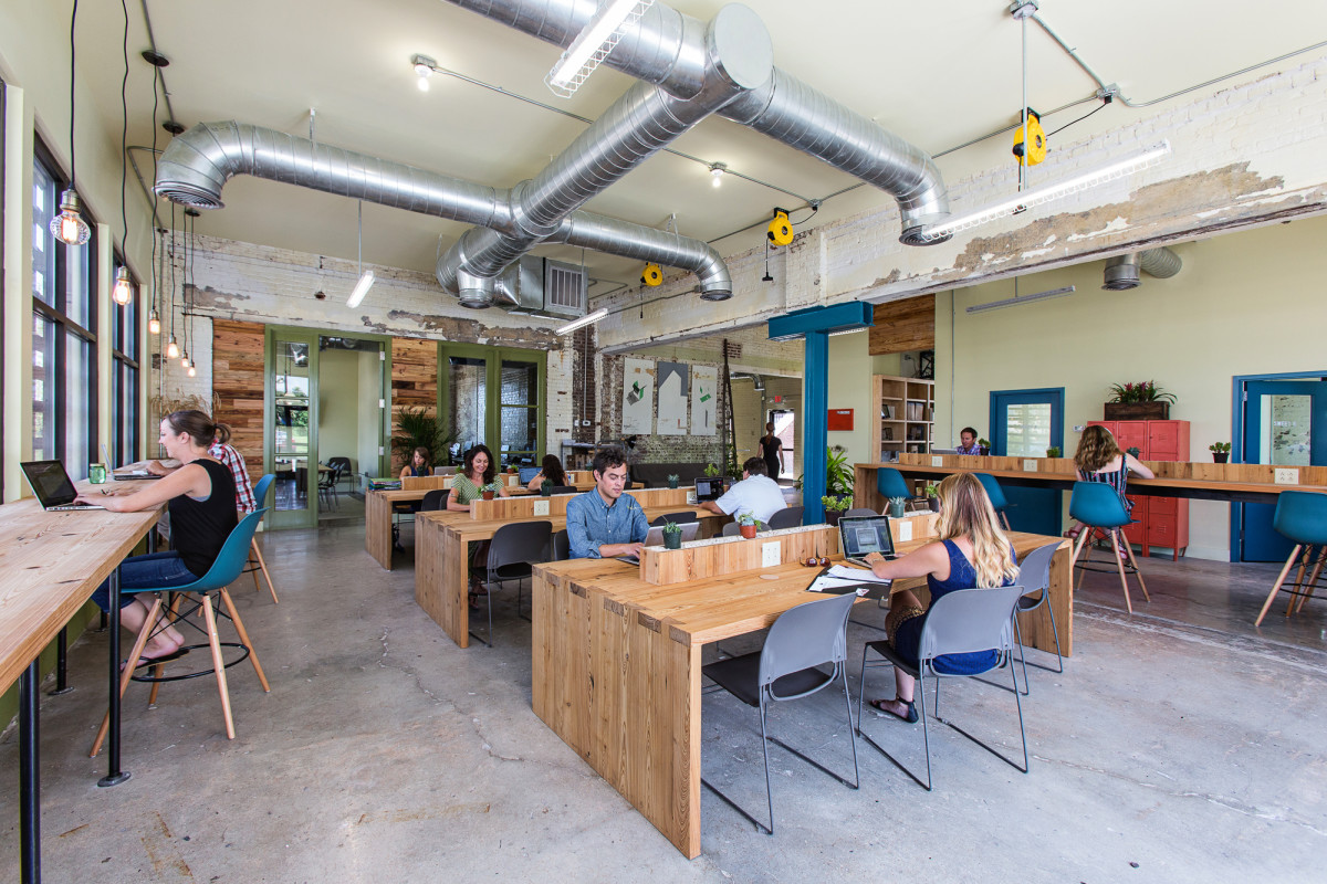 Amazing Local Works Companies Thrive From Bustling Cowork Space | Lowcountry Local  First