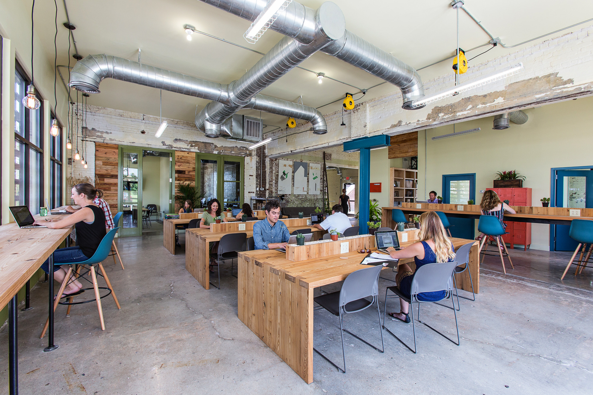 Local Works Companies Thrive From Bustling Cowork Space