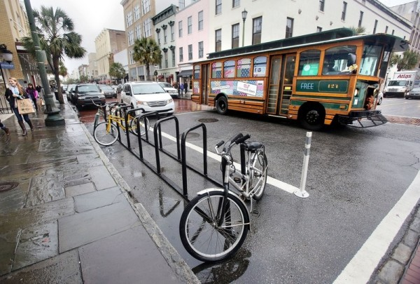 King Street, Charleston, SC. Source: Post and Courier