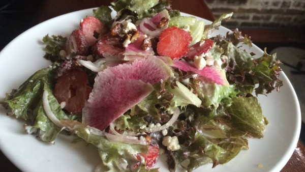 Sweetbay Red Leaf Salad