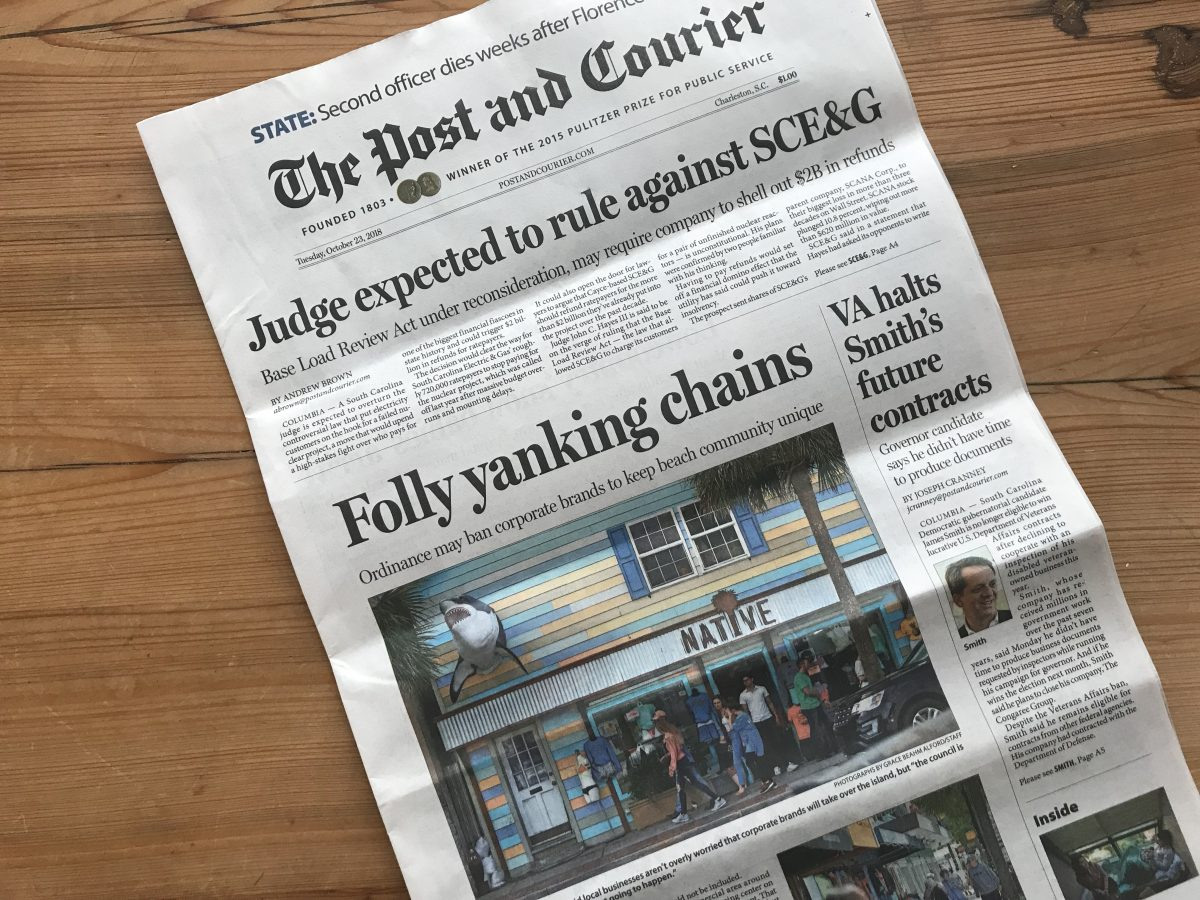 October | 2018 | Lowcountry Local First